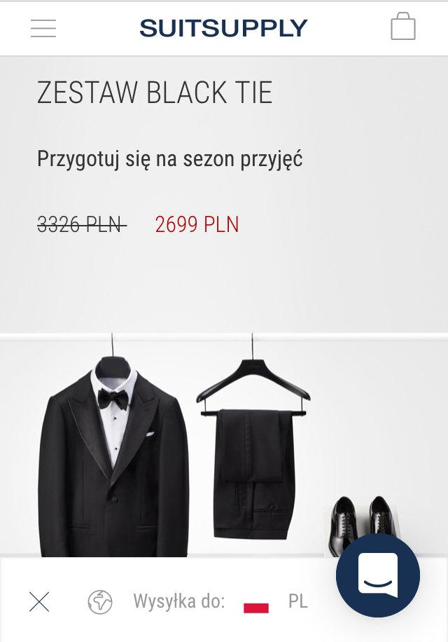 da90d3f7ac228 Suit Supply - strona 208 - Przewodnik miejski - Forum But w Butonierce