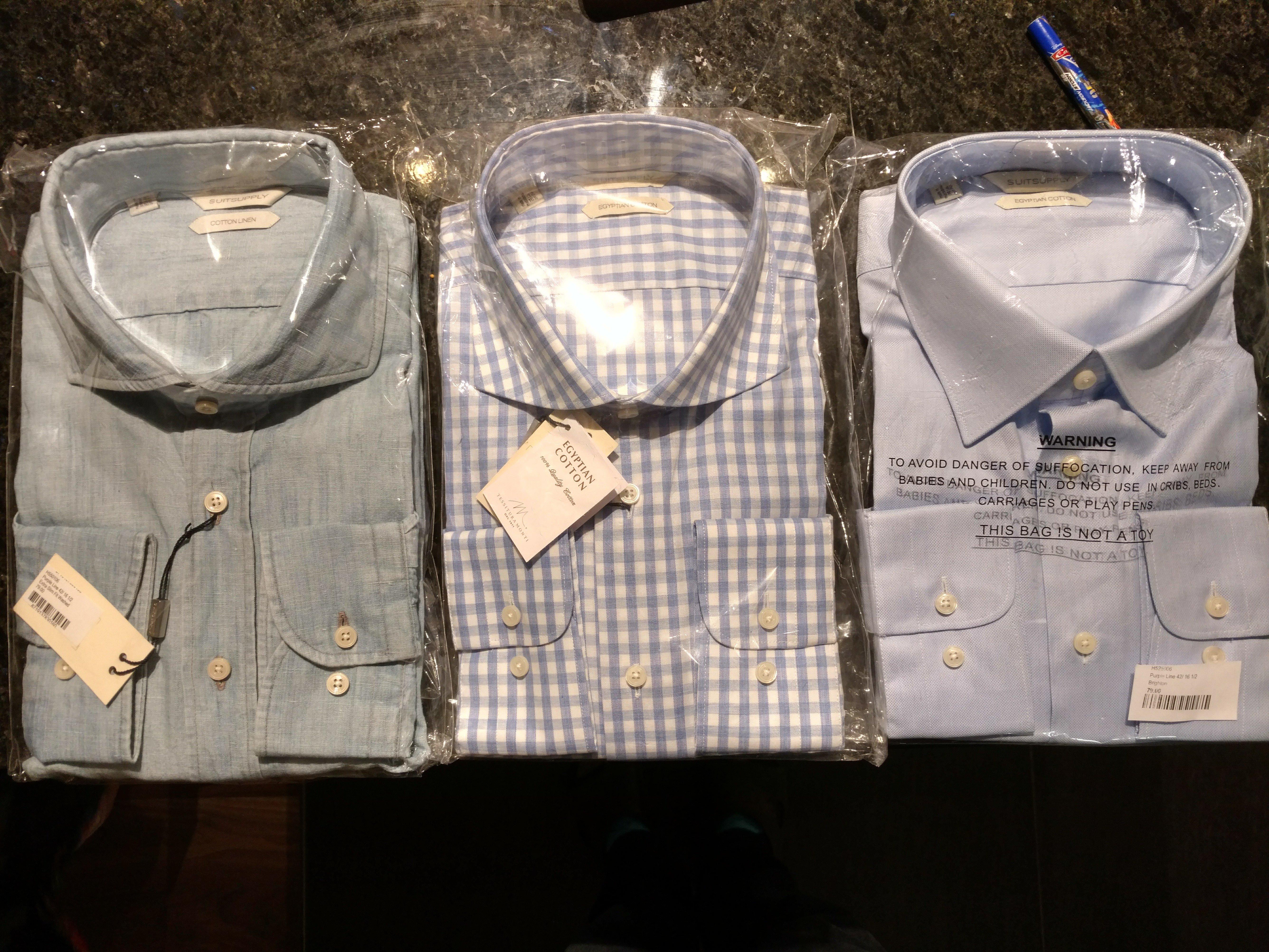 e4902769b905a Suit Supply - strona 211 - Przewodnik miejski - Forum But w Butonierce